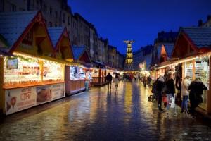 Marché de Noël de Metz (place Saint-Louis) © French Moments