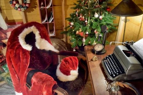 Père Noël à Obernai © French Moments
