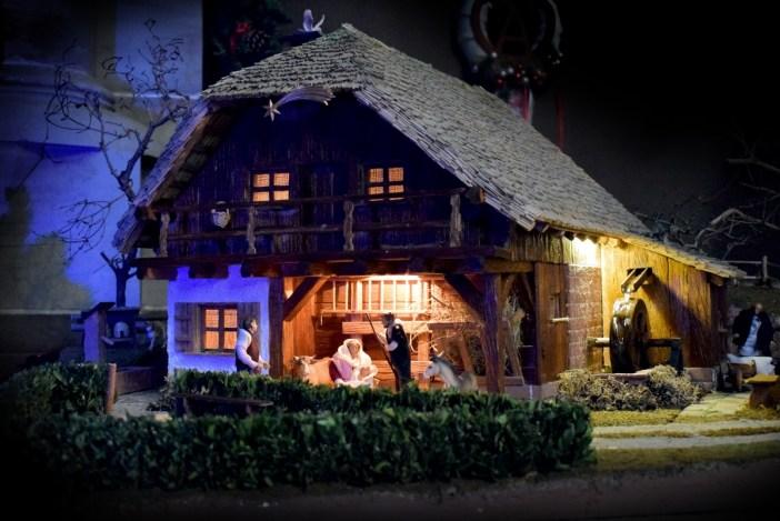 Crèche de Noël à Obernai © French Moments