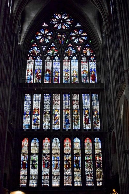 Verrière de Théobald de Lixheim (Transept Nord) © French Moments
