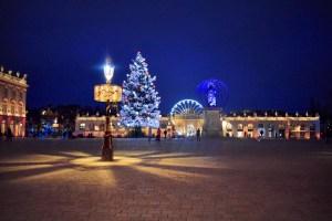 Place Stanislas, Noël à Nancy © French Moments