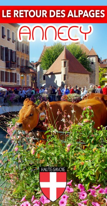 Le Retour des Alpages à Annecy © French Moments
