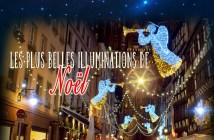 Les plus belles illuminations de Noël en Alsace-Lorraine © French Moments