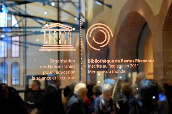 La Bibliothèque Humaniste de Sélestat classée au patrimoine mondial de l'Unesco © French Moments