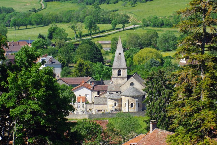 La Rochepot, Bourgogne © French Moments