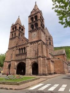 Eglise Saint-Leger à Guebwiller © Ralph Hammann - licence [CC BY-SA 4.0] from Wikimedia Commons