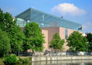 Le musée d'art moderne et contemporain de Strasbourg © French Moments