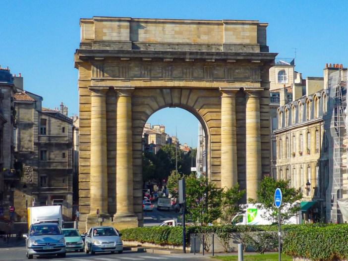 La Porte de Bourgogne à Bordeaux © French Moments