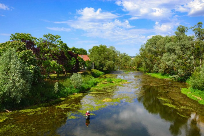 La Meuse à Domrémy-la-Pucelle © MartinD - licence [CC BY-SA 4.0] from Wikimedia Commons