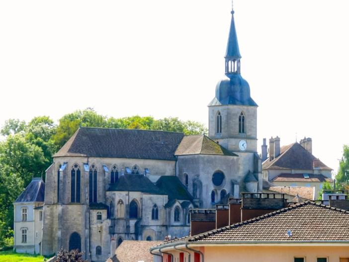 L'église Saint-Nicolas de Neufchâteau © François BERNARDIN - licence [CC BY-SA 3.0] from Wikimedia Commons