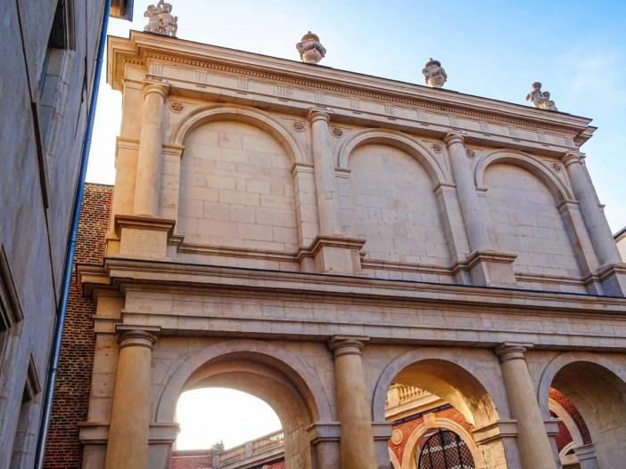 La Porte Saint-Nicolas, côté Ville © French Moments