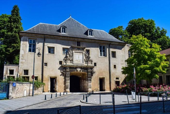 La porte de la Citadelle, Côté Ville © French Moments