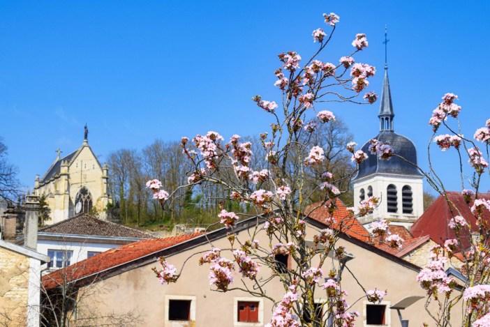 Photos de printemps en Lorraine - Vaucouleurs © French Moments