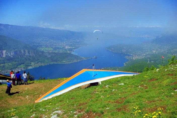 Autour du lac d'Annecy - au col de la Forclaz © French Moments