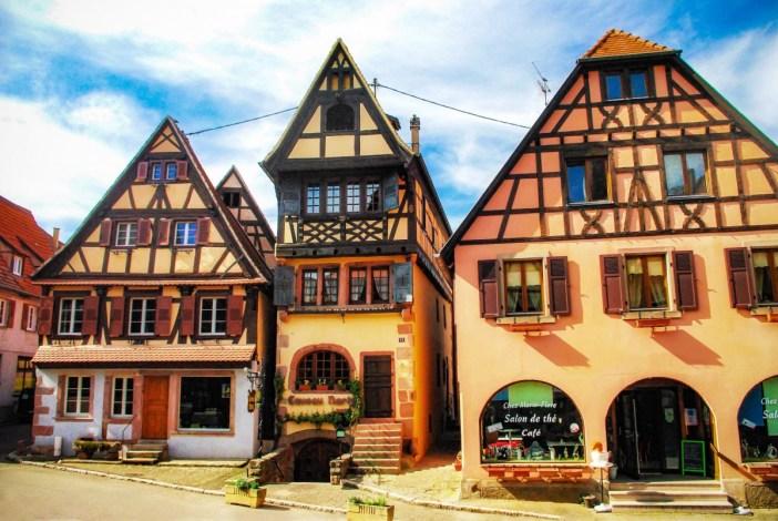La maison « Sermonnet » à Dambach-la-Ville © French Moments