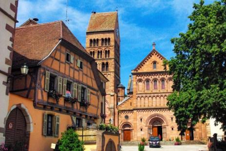 Coups de cœur dans le Haut-Rhin : Gueberschwihr © French Moments