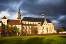 Autour de Strasbourg - L'église des Jésuites à Molsheim © French Moments