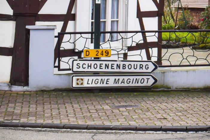 Direction : l'ouvrage du Schœnenbourg © French Moments