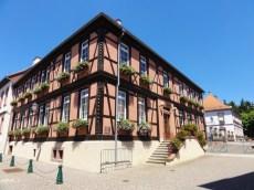 La Maison du Bailli à Lauterbourg © Ralph Hammann - licence [CC BY-SA 4.0] from Wikimedia Commons