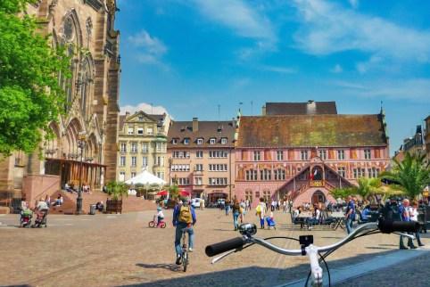 Les plus belles pistes cyclables d'Alsace - en passant par Mulhouse © French Moments