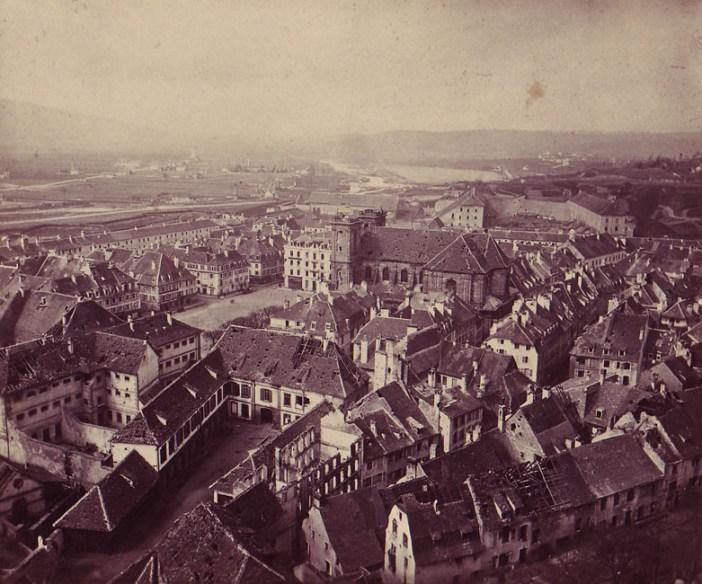 Belfort en 1871