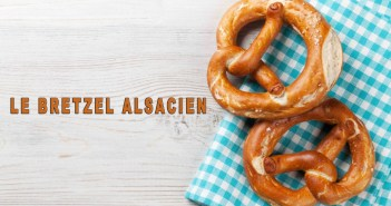Bretzel alsacien © karandaev via Envato Elements