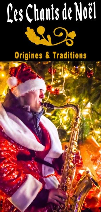 Chants de Noël pour Pinterest