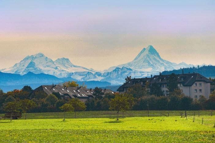 Alpes bernoises en Suisse © French Moments