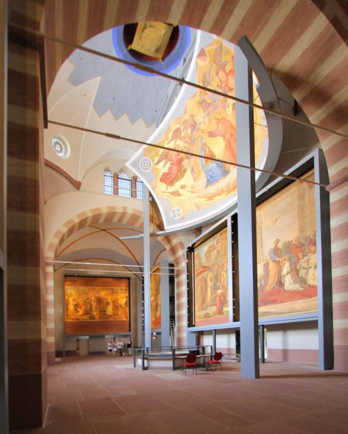 La salle du Kaiser (Kaisersaal) © Gerd Eichmann - licence [CC BY-SA 4.0] from Wikimedia Commons