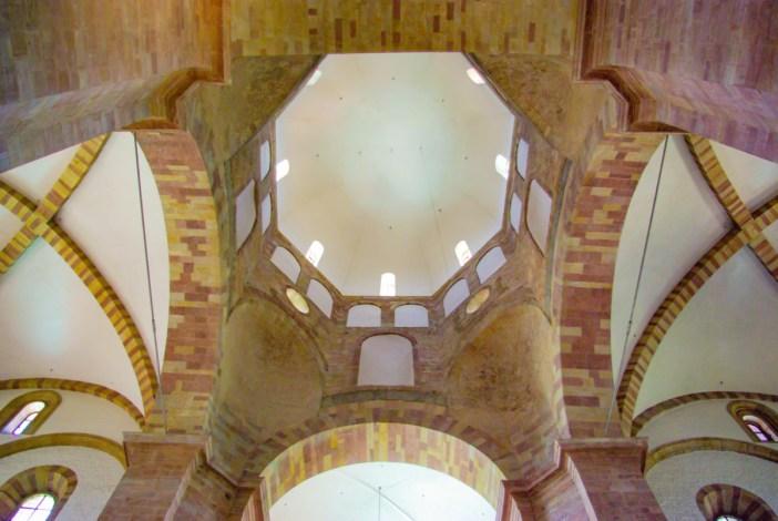 Cathédrale de Spire - Le dôme à la croisée du transept © Berthold Werner - licence [CC BY-SA 3.0] from Wikimedia Commons