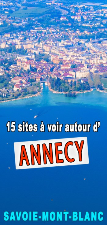 Autour d'Annecy, Pinterest © French Moments