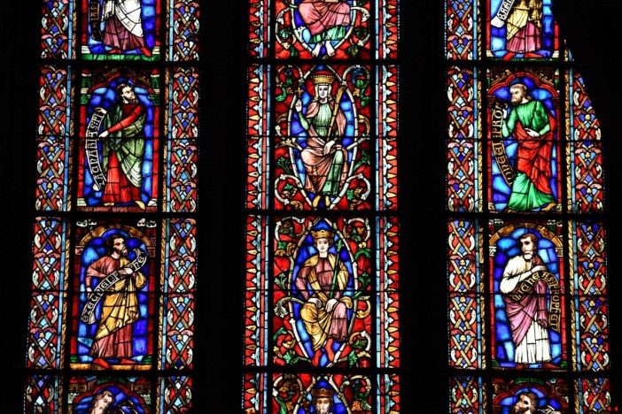 Cathédrale de Metz - Vitraux du 19e siècle © French Moments