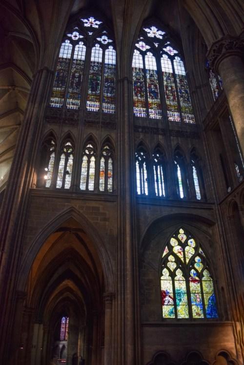 Les vitraux de la cathédrale de Metz © French Moments