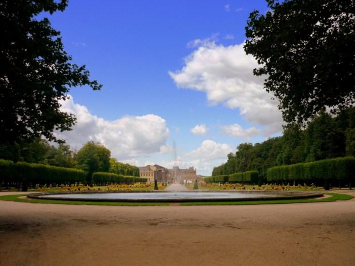 Autour de Nancy - Parc du château de Lunéville © French Moments