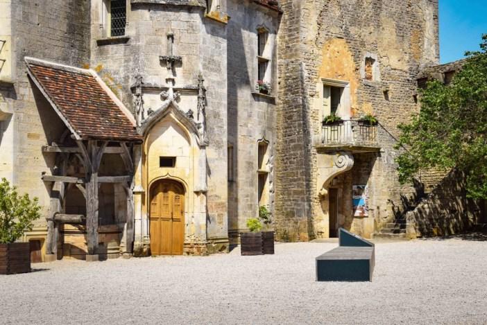 Château de Châteauneuf-en-Auxois © French Moments