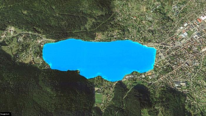 Gérardmer Map