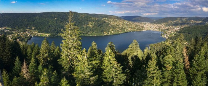 Vallée des lacs - Lac de Gérardmer © Mike Schulz Gossel - licence [CC BY-SA 4.0] from Wikimedia Commons