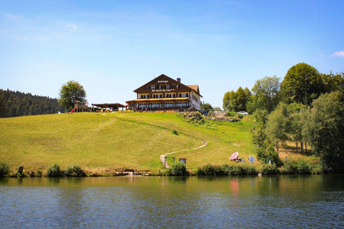 Vallée des lacs - Lac de Gérardmer © Christophe.Finot - licence [CC BY-SA 3.0] from Wikimedia Commons