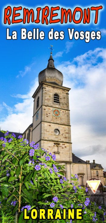 Remiremont Pinterest © French Moments