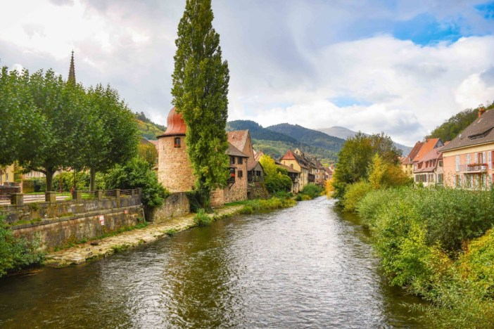 Autour de Mulhouse - Thann et Thur © French Moments