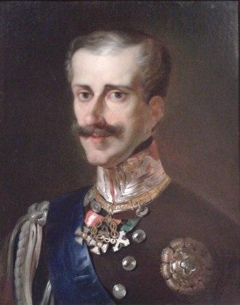 Charles Albert de Savoie (1798-1849)