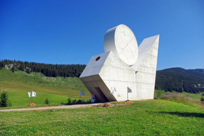 Monument national du Plateau des Glières © French Moments