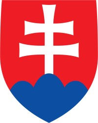 Armoiries de Slovaquie
