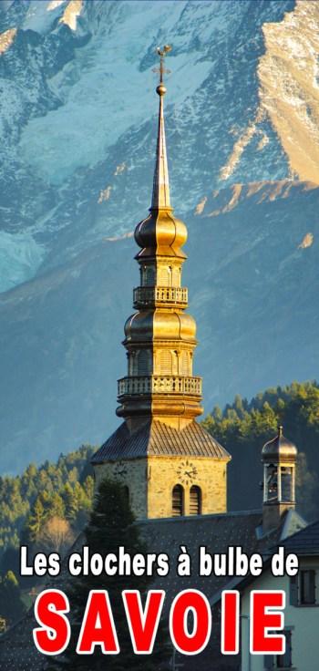 Clochers de Savoie Pinterest © French Moments