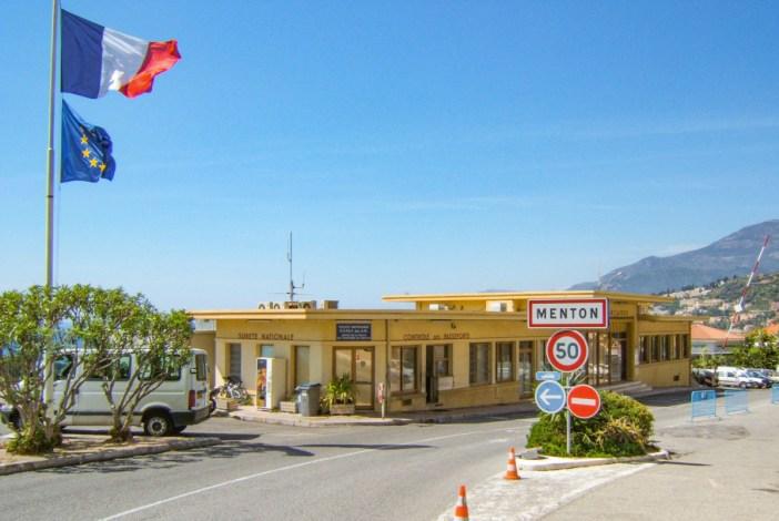 La frontière franco-italienne. Photo : Tangopaso (Domaine public)