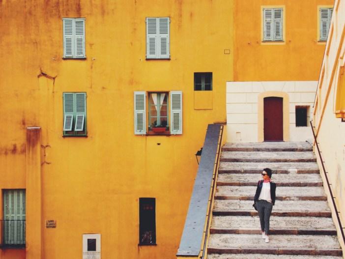 Les escaliers de la vieille ville. Photo : @dareismai via Twenty20