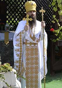 Архимандрит Гавриил (Анисимов Сергей Анатольевич) родился в городе Одессе