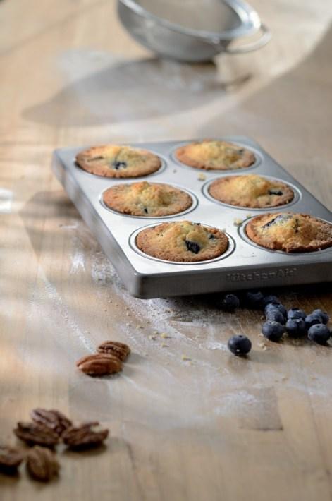 moule à muffins en acier