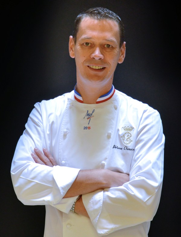 Chef Pâtissier Hotel de Crillon