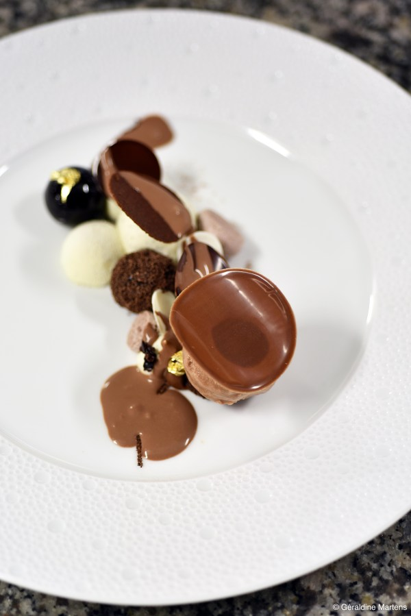dessert tois chocolat